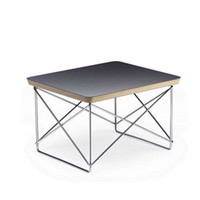 Hot sell replica Modern Classic Wire Base Side Table Plywood table base