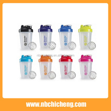 Hot Sell Plastic Protein Shake Bottle