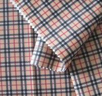 190t Polyester Taffeta Plaid Umbrella Fabric