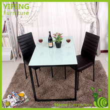 Modern Dining Table Design/Glass Dining Table/New design Dining Table
