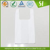 Wholesale stock non woven fabric bag/disposable nonwoven cloth bag for shopping