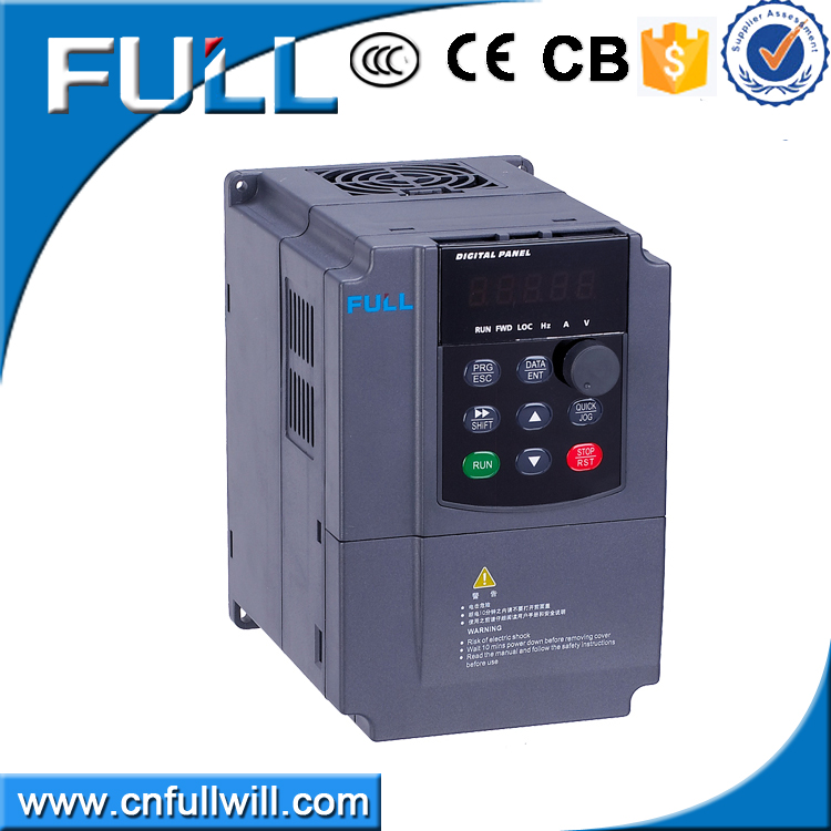 3 phase 2000watt power high frequency inverter for Inverter for 3 phase motor