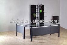 tempered glass office desk 2810-1