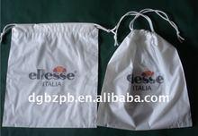 plastic drawstring bags or drawstring bags