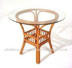 Kendall Rattan Dining Table Buy Dining Room Set Dining
