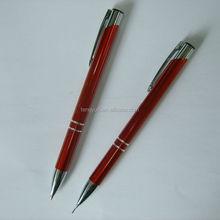 Aluminum pair pen 131,metal ball pen,promotion ballpen
