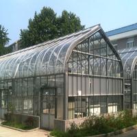 High Quality Safety Prefabricated Glass Sunroom