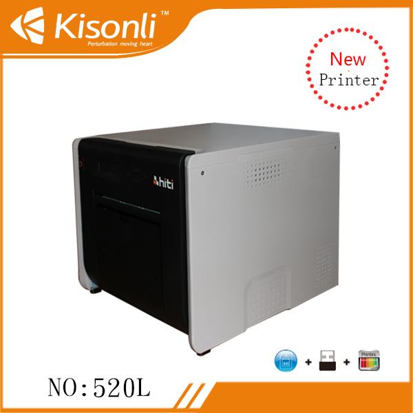 Nouvelle arrivée Portable thermique Sublimation imprimante Photo pour Photo Booth