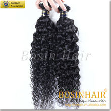 unprocessed human hair virgin eurasian curly wave hair