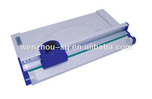 Good Price A4 size 3 in 1 Manual Rotary Paper Cutting Trimmer