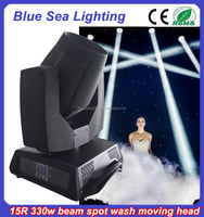 Cheap sharpie 15R used with stage 330w robe pointe moving head lights