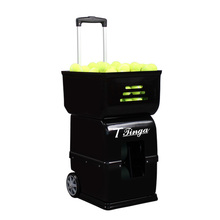 T6 TOP SALES TENNIS BALL MACHINE tennis shooting machine tennis training machine with programing