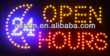cheapest price!!!high brightness outdoor p10 full color led moving message sign