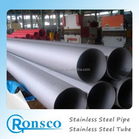 stainless steel tube/pipe, astm a 269 stainless steel welded pipe for boiler , astm a 312 tp 316L welded pipe for waste water