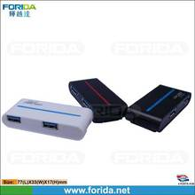 Concentrador USB externo 4 puertos usb 3.0 hub