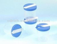 6mL Plastic Urine Sample Collection Container