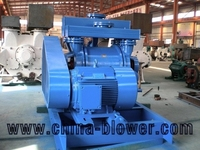 mining electric vacuum pump water ring