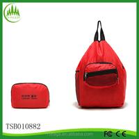 Wholesale 2014 Promotional women nylon laminated eco shopping bag