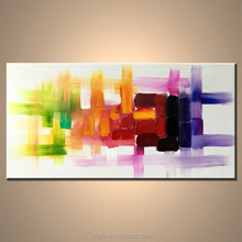 2015 New Products Modern Wall Art Abstract Canvas Oil Painting Abstract Art