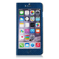 Slim pu leather mobile phone cover for iphone 6 case ,for iphone 6 case