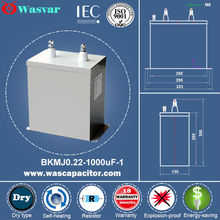 Single phase(1 phase) 1000uF Capacitor