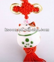 Lucky Cat Car Hanging-Accessory Interior Decoration