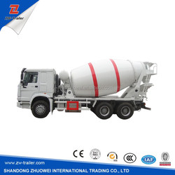 China high quality cement mixer truck on sale