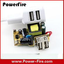 High Quality Auto Power Travel Charger 5V 2A