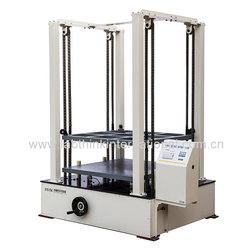 Carton box compressive strength testing machine