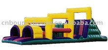 inflatable tunnel games