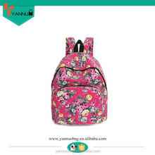 2015 new products fashionable preppy style label flowers for backpack bags styles union china