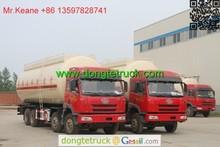 40000 liters FAW 8*4 bulk cement tanker truck,cement tanker,cement truck +86 13597828741
