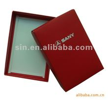 2012 Hot Sale Paper Packaging Box For Apparel