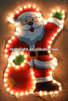 Hot sale LED commercial christmas motifs/ silhouettes