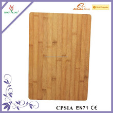 Totally Natural Square Bamboo Cutting Board