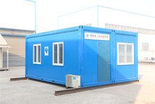 Economical Prefab Design Equipment  solid 2013 container house for living home or office