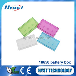 Hot Selling 18650 Battery Case/plastic battery case/battery storage box