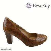 Sexy Snake Pattern Leather High Quality Women Dress Shoes High Heel