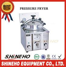P001 Electric restaurant kitchen equipment/crispy fried chicken/chicken fried machine