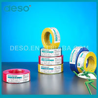 Customized Insulated BV 450/750 V Electric Wire Color Code