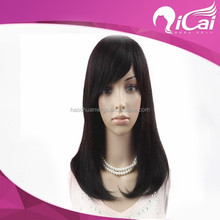 2013 Qingdao new fashion glueless full lace 100% human hair wig
