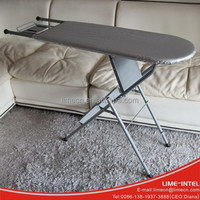 Top grade folding ironing boards with three step ladder