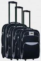 2013 New Cheap luggage children travel trolley luggage bag