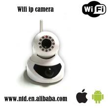 Wireless Mini IP Wifi Camera 720P HD Network Home CCTV Audio/Video Security Camera Scan QR Code View