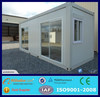 Light steel frame cabin house / portable kit house / prefab house for sale