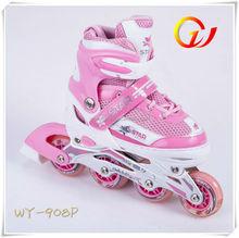 cheap on road adjustable roller skates