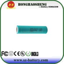 100% Authentic 3.6v 2000mah Samsung INR18650 20R Li-ion Battery