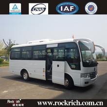 China Largest Bus Manufacturer Dongfeng New Brand Tourist Coach Bus For Selling