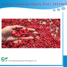 The sale of Asiatic Cornelian Cherry Fruit Extract