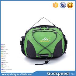 2015 men waist bag round waterproof sport waist bag
